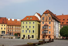 Cheb, Czech Republic Stock Images