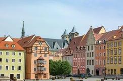 Cheb, Czech Republic Stock Photo