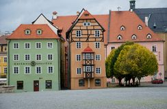 Cheb, Czech republic Royalty Free Stock Image