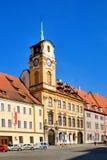 Cheb-Stadt lizenzfreies stockfoto