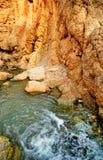 chebika góry oaza Zdjęcia Royalty Free