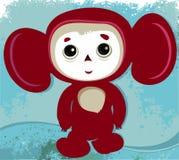 Cheburashka - desenhos animados russian   Foto de Stock