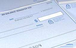 Check. Photo of a Bank Check - Finance Related Stock Photos