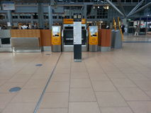 check in airport Royalty Free Stock Photos