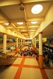 Check in area. Phuket international airport Stock Image