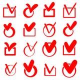 Check box Royalty Free Stock Image
