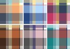 Check fabric pattern Stock Photo