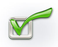 Check icon Stock Photos
