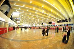 Free Check-in In Vienna Airport Royalty Free Stock Photos - 13163158