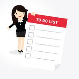 Check List Concept Royalty Free Stock Images