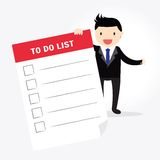 Check List Concept Stock Photography