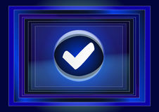 Check list Symbol Royalty Free Stock Image