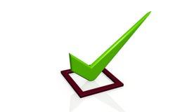 Check list Symbol Stock Image