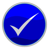 Check mark Royalty Free Stock Photo
