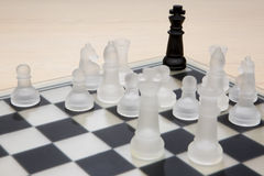 Check mate Stock Image