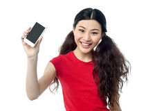 Check out my new cell ohone Stock Images