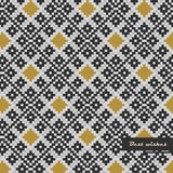 Check pattern background Royalty Free Stock Photos