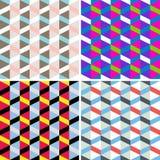 Check patterns Stock Photos