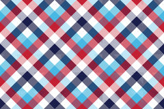 Check pixel plaid seamless pattern stock photography
