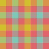Check plaid seamless pattern Royalty Free Stock Photo