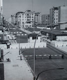Check Point Charlie Lizenzfreie Stockfotos
