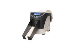 Check printing machine Stock Photography