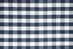 Check shirt fabric pattern Stock Images