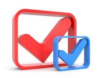 Check symbol Stock Image