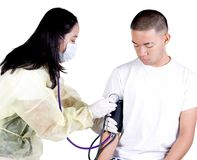 Check-up stock images