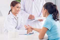 Check-up Stock Photography
