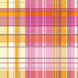 Checked back 3. A seamless square background with checked textile pattern Stock Image