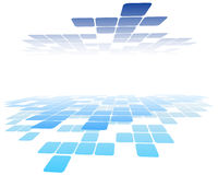 Checked background. Abstract checked  business background for use in web design Stock Photo