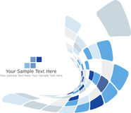 Checked background. Abstract checked  business background for use in web design Stock Images