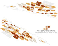Checked background. Abstract checked  business background for use in web design Royalty Free Stock Photos