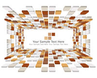 Checked background. Abstract checked  business background for use in web design Stock Photos