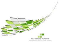 Checked background. Abstract 3d checked  business background for use in web design Stock Images