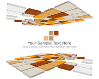 Checked background royalty free stock image
