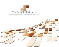 Checked background royalty free stock photography