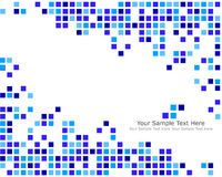 Checked background. Abstract checked  business background for use in web design Royalty Free Stock Photography