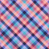 Checked background pattern Stock Image