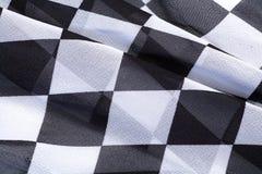 Checked cloth Stock Photos