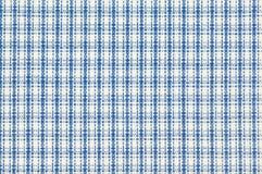 Checked cloth texture Stock Photos