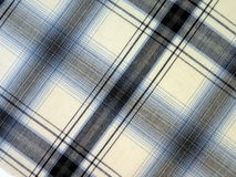 Checked fabric. Textures suitable as background royalty free stock images