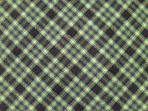 Checked fabric Royalty Free Stock Images
