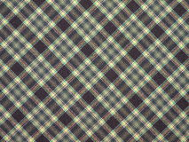 Checked fabric abstract Royalty Free Stock Photos