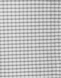 Checked fabric background Stock Photos