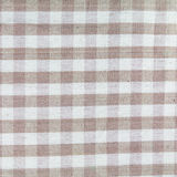 Checked  fabric pattern Royalty Free Stock Photography