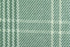 Checked fabric texture Royalty Free Stock Photos
