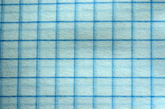 Checked paper, various colours and textures Stock Images