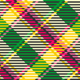 Checked pattern Royalty Free Stock Images